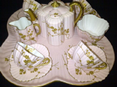 SOLD  WILEMAN Alexandra tea service